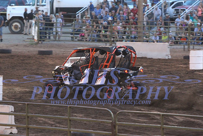 Demolition Derby ATV's