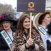 Care March4Women march through central London.