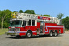 FERRARA HD-107' AERIAL LADDER