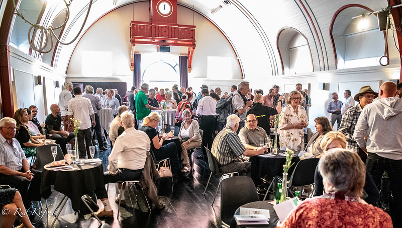 Den danske Cirkuspris blev uddelt for fuldt hus i Cirkusmuseets Fægtesal