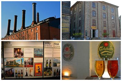 Carlsberg Brewery in Copenhagen