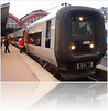 Denmark-trains