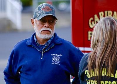 Garibaldi, OR Fire Dept 2016