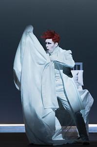 Christian Friedel (Nathanael)  Photograph © Lucie Jansch