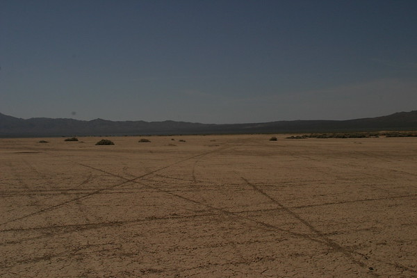 CUDDEEBACK DRY LAKE BED
