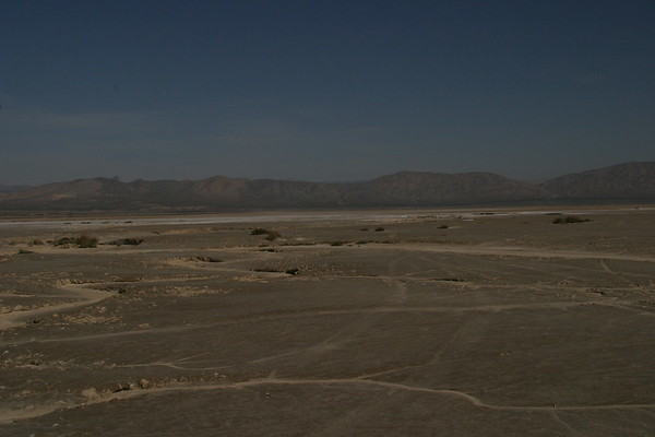KOEHNE DRY LAKE BED