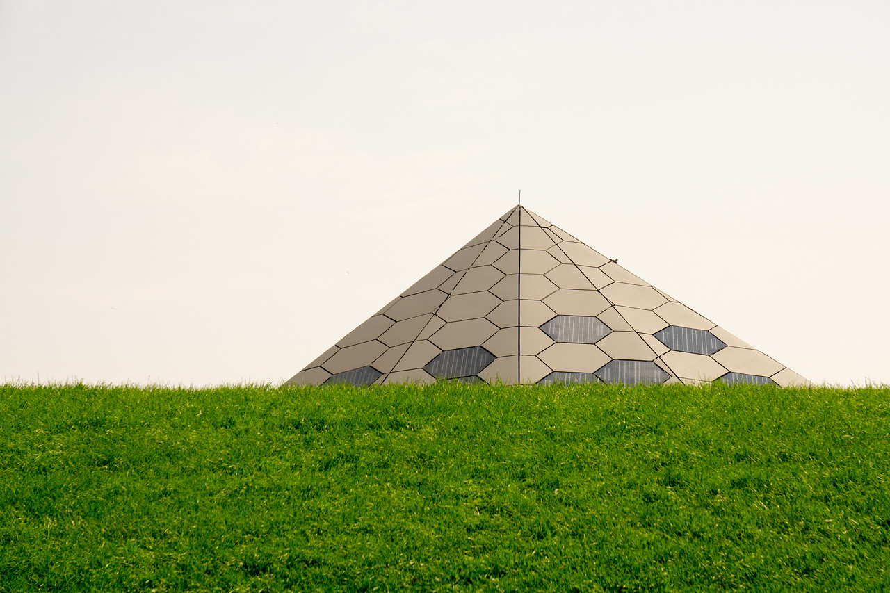 Geometry and Grass