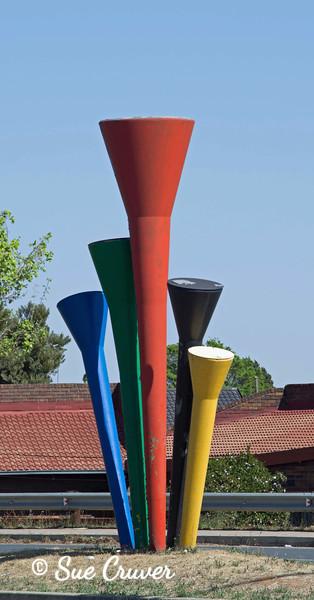 Soweto District Art