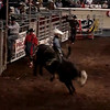 Oklahoma City rodeo - Worse Bull