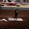 "Oklahoma City rodeo -  Clown - ""Jailhouse Rock"""