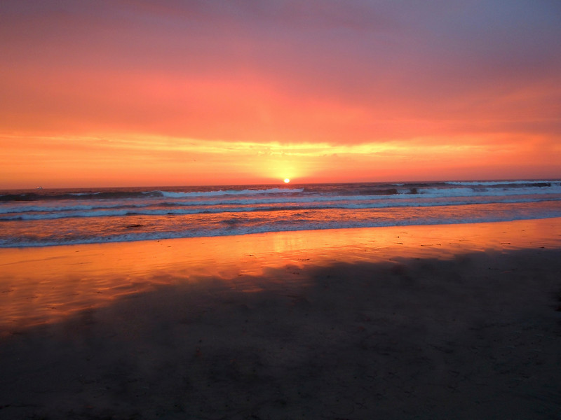 San Diego area beaches & sunsets