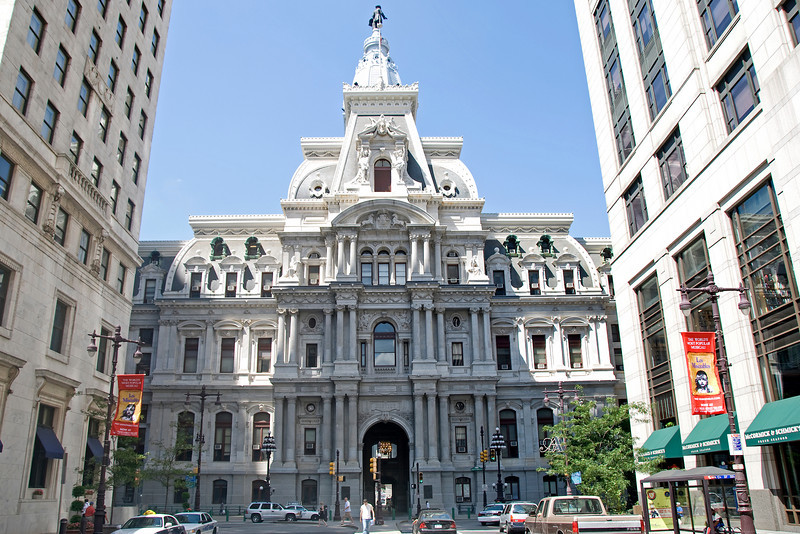 City Hall - largest in the nation with 642 rooms