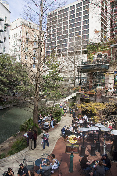 San Antonio River Walk 2009
