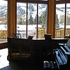 Park City Snow Shoe Ski Resort -- lodge view