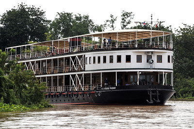 Pandaw Cruise