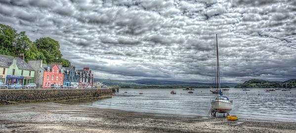 Tobar Mhoire Harbour 2