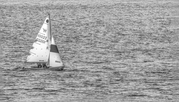 Sailing on the Sound