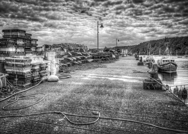 Tobar Mhoire Pier