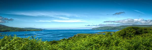 Lunga landscape