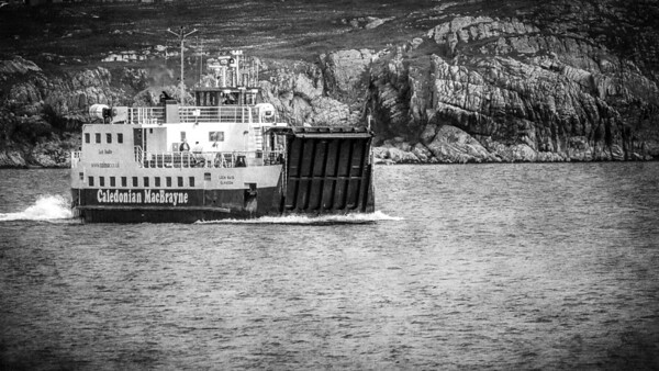 The Crossing of the Caledonian