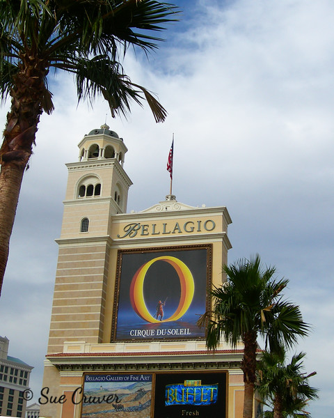 Bellagio Sign