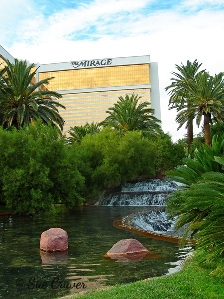 The Mirage and Gardens