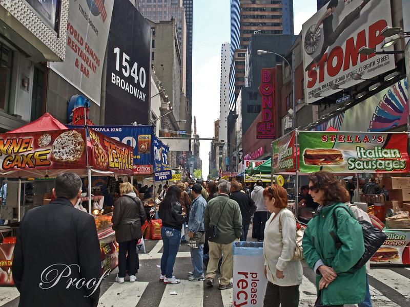 Broadway Food Vendors 3