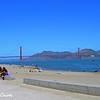 Golden Gate Bridge Waterview