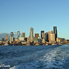 Seattle from Harbor
