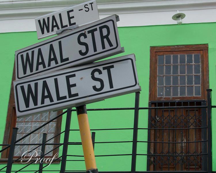 Historic Wale Street