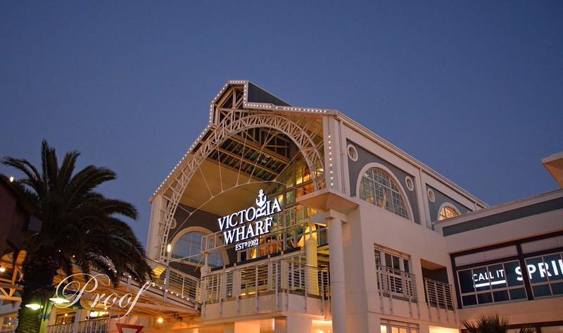 Victoria Wharf Mall