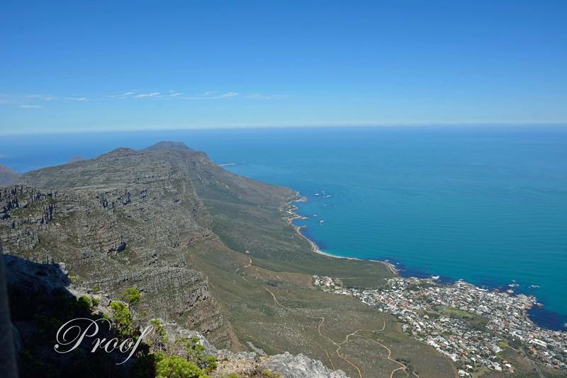 South Atlantic Peninsula View