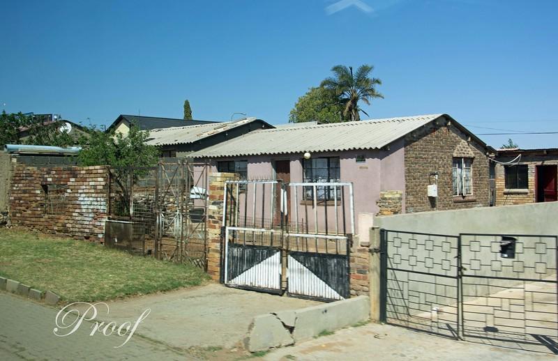 A Soweto Home
