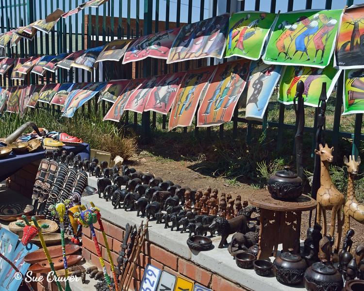 Street Art and Crafts