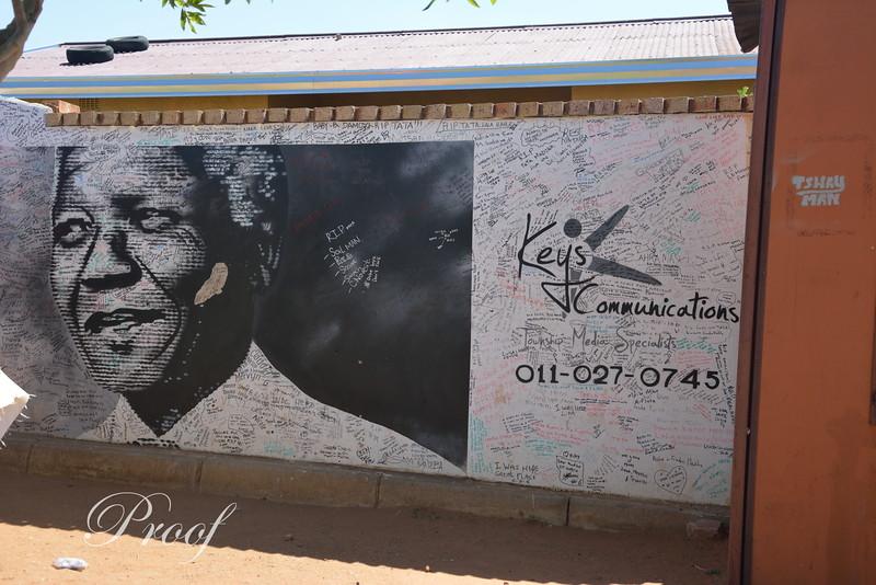 Mandela Sign