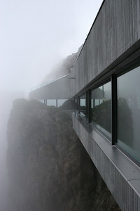 Panoramagalerie Pilatus in KulmArchitekt: Niklaus Graber & Christoph Steiger Architekten, LuzernFoto: Niklaus Graber & Christoph Steiger Architekten, Luzern