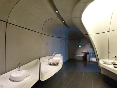 Ausstellungszentrum der Firma Roca in LondonArchitekt: Zaha Hadid Architects, LondonFoto: Christian Schittich, München