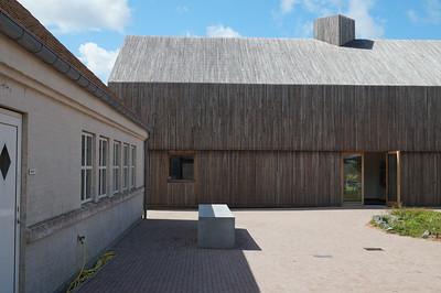 02 Wattenmeerzentrum in Ribe (DK). Architektur: Dorte Mandrup, Kopenhagen  | Vadehavscentret in Ribe (DK). Architecture: Dorte Mandrup, Copenhagen