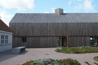 03 Wattenmeerzentrum in Ribe (DK). Architektur: Dorte Mandrup, Kopenhagen | Vadehavscentret in Ribe (DK). Architecture: Dorte Mandrup, Copenhagen
