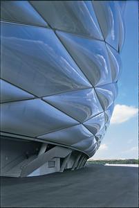 Allianz Arena, MünchenHerzog & de MeuronBild: Frank Kaltenbach