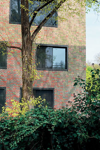 Wohnhaus in MünchenSauerbruch und HuttonBild: Frank Kaltenbach