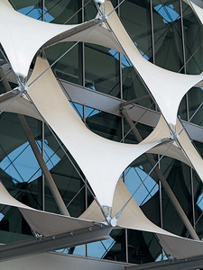Nationalbibliothek in Riad, Saudi ArabienGerber Architekten int., DortmundBild: Christian Schittich