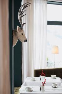 Restaurant im Haus Hirt, Bad Gastein (A) 2008Architekten: Ike Ikrath & Elma ChoungFoto: Klaus Vyhnalek, Wien