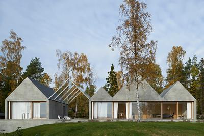 21 Tham & Videgård Arkitekter, Summerhouse Lagnö (SWE) | Sommerhaus Lagnö. Architekten: Tham & Videgård Arkitekter