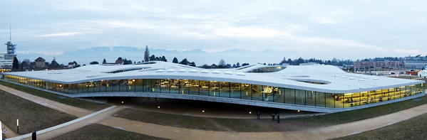 05 Rolex Learning Center in Lausanne (2010)