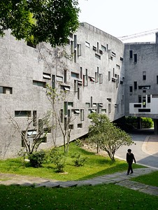 02 Xiangshan Campus in Hangzhou, China (2007)