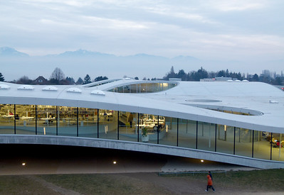 04 Rolex Learning Center in Lausanne (2010)