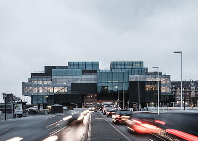 02 Blox, OMA, Completion: 2018