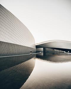 05 Den Blå Planet, Aquarium, 3XN, Completion: 2013