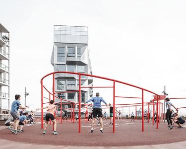 16 Park `n´Play, Jaja, Jaja Architects, Completion: 2016